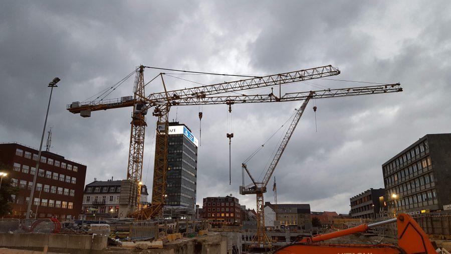 Ledighedstal begyndte allerede at stige i februar i Odense