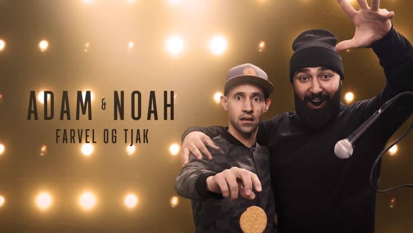 Adam & Noah gør grin med Odense