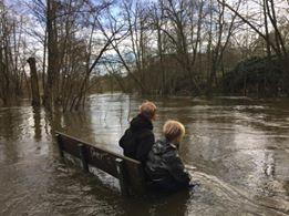 Odense drukner i regnen