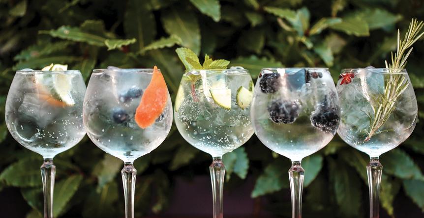 Gin smagning i din stue i påsken