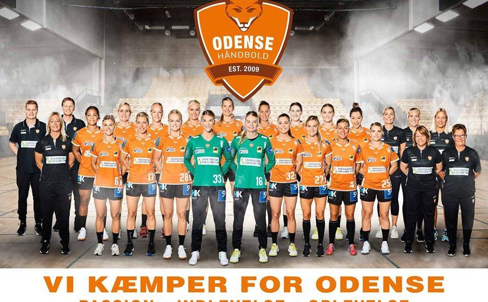 Støt op om Odense Håndbold – køb sæsonkort