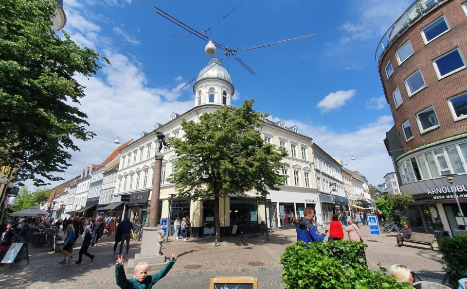 Ledigheden falder i Odense